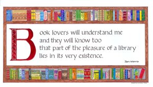 Book Lovers Quote